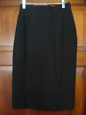 CHARLOTTE HALTON BLACK PENCIL SKIRT size 10 BNEW