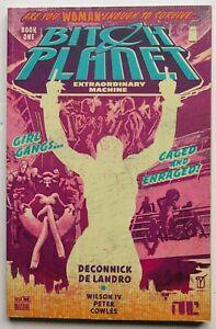 Bitch Planet Vol. 1 Extraordinary Machine Image Graphic Novel Comic Book