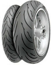 Continental Conti Motion Motorcycle Tyres Pair 120/70/ZR17 & 180/55/ZR17 BMW