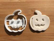Halloween Uk Seller Plastic Biscuit Cookie Cutter Fondant Cake Decor Pumpkin 1