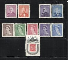 Canada. year: 1952/62. theme: miscellaneous subjects. various types.