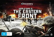 The WWII - Eastern Front (DVD, 2016, 5-Disc Set)