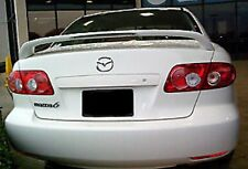 PAINTED MAZDA 6 2003 2004 2005 2006 2007 2008  SPOILER WING NEW