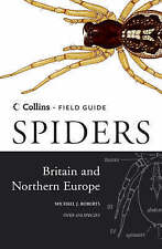 Collins Field Guide: Spiders Of Britain And Northern Europe