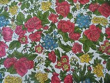 WtW Estate Fabric Floral Robertson Flower Garden Nature Beautiful Fabri Quilt