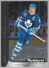 16/17 UD Parkhurst NHL Centennial Salute Doug Gilmour S-12 Leafs