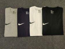 Nike Mens T Shirt Gym Cotton Sports Crew Neck Jogging t-shirts