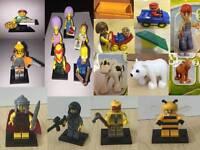 Duplo Lego Various Figures & Parts Mini Figures & Bags