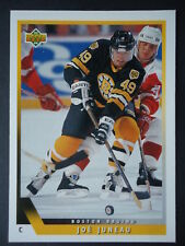 NHL 343 Joe Juneau Boston Bruins Upper Deck 1993/94