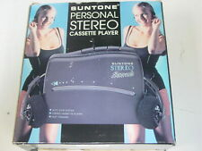 Suntone Personal Stereo Cassette Player Walkman Tape RR177 - NEW