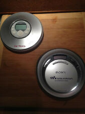 Sony Walkman CD D-EJ621(ALMOST MINT!) And D-NE326CK-All Tested+RARE ACCESSORIES!