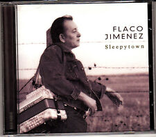 FLACO JIMENEZ - SLEEPYTOWN - CD (COME NUOVO)