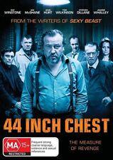 44 Inch Chest DVD Ian McShane John Hurt Ray Winstone Tom Wilkinson