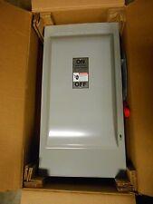 SIEMANS HEAVY DUTY SAFETY SWITCH HF324N 200A 240V 250VDC NEMA TYPE1 250VDC S10-5
