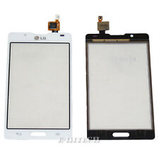 LG P710 Optimus 2 L7 White Digitizer Touch Screen Lens Glass Pad + Tools