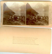 STEREOVIEW SISIKON & URI ROTHSTOCK 9,620 FEET