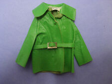 Vtg Barbie Francie 60s Mod Doll Clothes Sears Pretty Power Coat 1512 1965