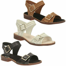 Clarks Block Heel Casual Sandals & Beach Shoes for Women