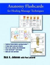Anatomy Flashcards for Healing Massage Techniques