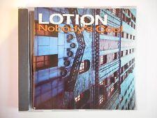 LOTION : NOBODY'S COOL    CD ALBUM   PORT 0€ !