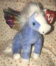 Ty Beanie Baby PEGASUS the Pegasus / Winged Horse with TAGS