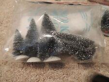 Dept 56 Christmas Landscape Kit & Sounds of Christmas Landscape Kit & Ice Blocks
