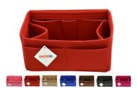 Felt Purse Handbag Organizer Insert - Multi pocket Storage Tote Shaper Liner Bag