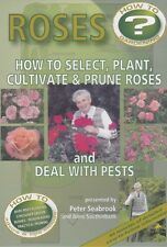 How To Select Plant Cultivation & Prune ROSES & Deal With Pests DVD