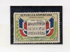 Republica Dominicana Musica Hinno Nacional valor del año 1946 (DD-240)