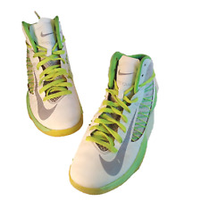Nike Lunar 2012 Hyperdunk Sz 8 Basketball Volt White Training Nikelab Sneakers