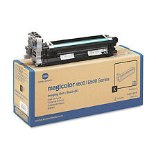 New Konica Minolta Magicolor 4600/5500/5600 Black Imaging Unit A03100F Genuine