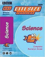 KS3 Complete Revision Guide Science: (E14) (Bitesize KS3),Steven Goldsmith
