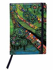 Hundertwasser Notizbuch (Grune Stadt), Hundertwasser 9783946177319 New*-
