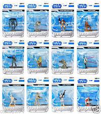 2008 Star Wars Unleashed Wal-Mart Complete 12 Battle Pack Set!