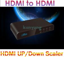 HDMI to HDMI Converter, HDMI Mirror UP/Down Scaler,HDMI Audio Separation/Mixture