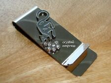 Feng Shui - Mongoose Jewel Money Clip for Wealth