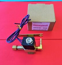 Honeywell 32001639-002 24V Humidifier Solenoid Valve with Angled  Fitting