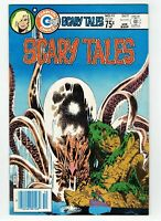 Scary Tales #46 Canadian Newsstand Price Variant Charlton 1984 Last Issue Rare