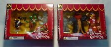 The Muppet Christmas Carol Figurine Set 3 & 4 In Series Palisades Toys 2003