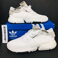*NEW* Adidas Originals POD-S3.1 Boost (Men Sizes) Running Shoes White Sneakers