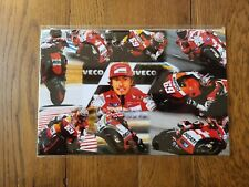 Nicky Hayden autograph and photo set