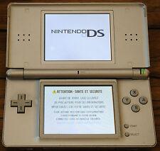 Console Nintendo DS Lite argentée (grise) qui fonctionne (vendue sans chargeur)