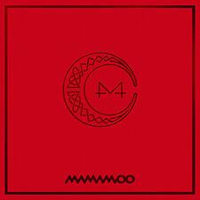MAMAMOO - RED MOON (7th Mini) CD+Photocard+Folded Poster+Free Gift+Tracking no.