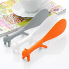 1pc Kitchen Squirrel Shape Rice Paddle Scoop Spoon Ladle Novelty New IGS