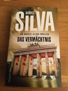 Das Vermächtnis. Daniel Silva
