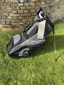 Callaway Golf Fairway 14 Stand / Carry Bag - Black/Charcoal