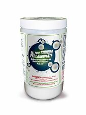99% PURE Sodium Percarbonate - 2 LB Bottle (solid hydrogen pero... Free Shipping