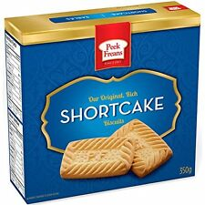 "PEEK FREANS SINCE 1857 ORIGINAL ""SHORTCAKE"" TEA OR COFFEE BISCUITS"