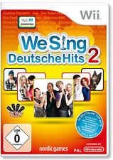 We Sing deutsche Hits 2 Nintendo Wii