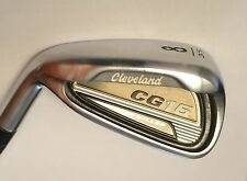 Left Handed Cleveland Laser Milled CG16 8 Iron Traction 85 Regular Steel Shaft